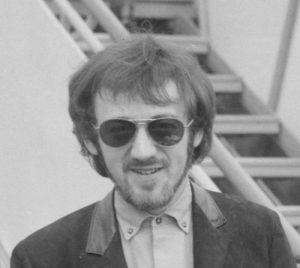 Dick Taylor en 1965