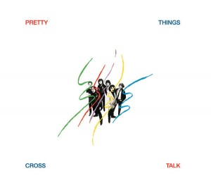 Pochette de l'album Cross Talk.
