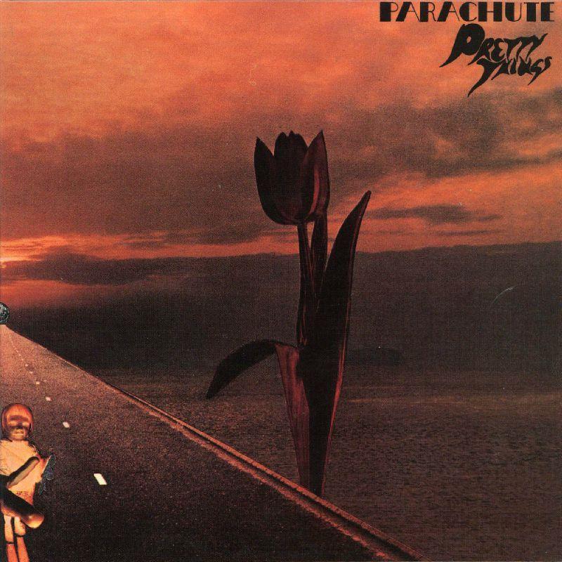 Pochette de l'album Parachute.