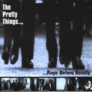 Pochette de l'album Rage Before Beauty.