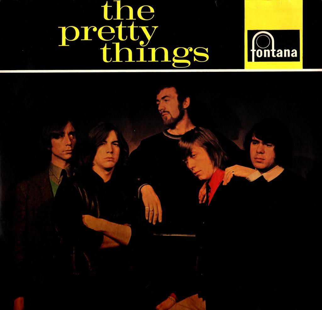 Pochette de l'album The Pretty Things.