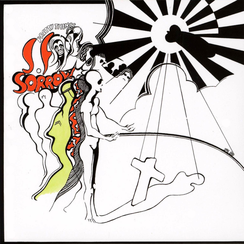 Pochette de l'album S. F. Sorrow