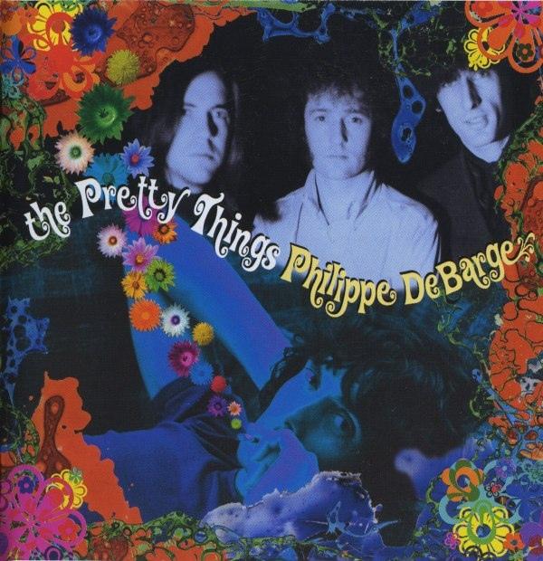 Pochette de l'album Philippe DeBarge.