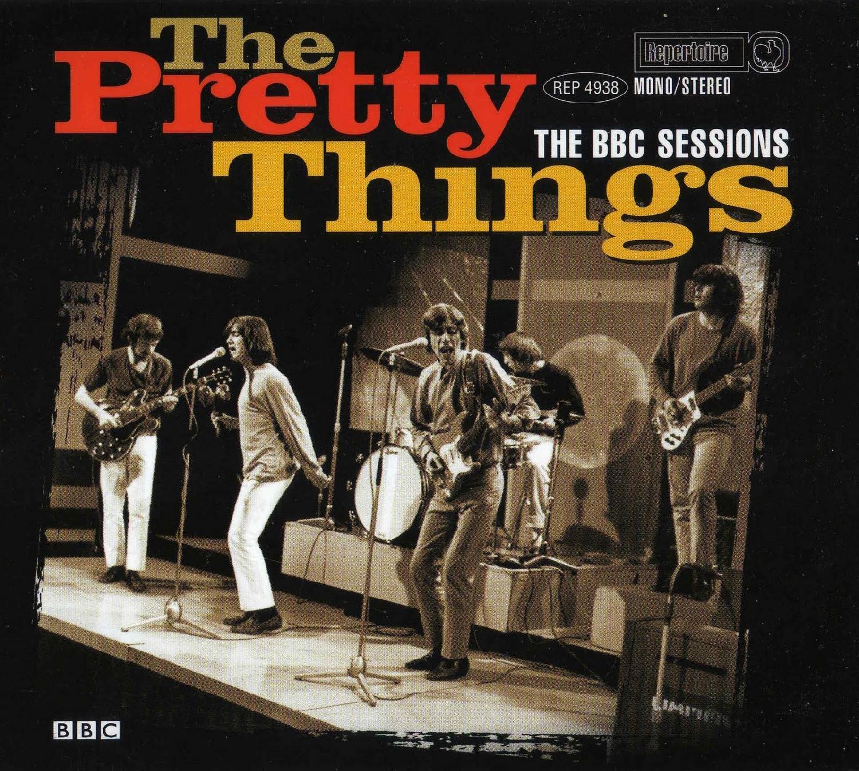 Pochette de l'album The BBC Sessions.