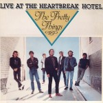 Pochette française de l'album Live at the Heartbreak Hotel.