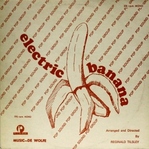 Pochette de l'album Electric Banana.