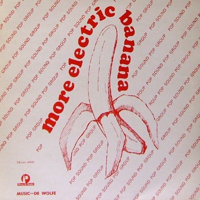 Pochette de l'album More Electric Banana.