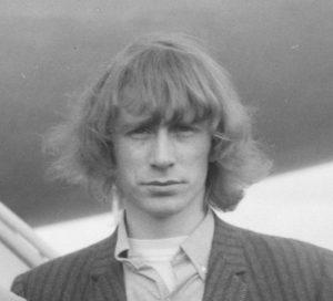 Brian Pendleton en 1965