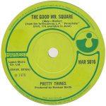 Matrice du 45 tours The Good Mr. Square / Blue Serge Blues.