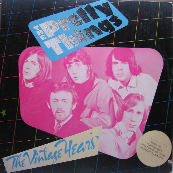 Pochette de l'album The Vintage Years.
