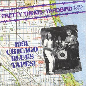 Pochette de l'album The Chicago Blues Tapes 1991.