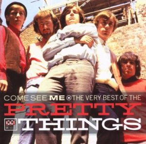 Pochette de l'album Come See Me: The Very Best of The Pretty Things.