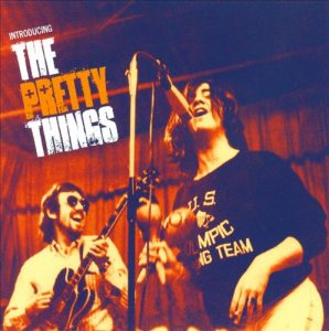 Pochette de l'album Introducing The Pretty Things.