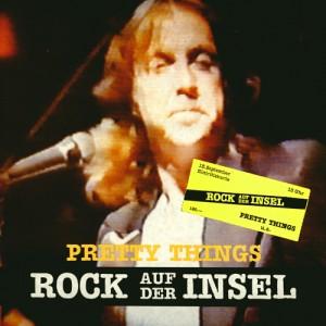 Pochette de l'album Rock auf der Insel.