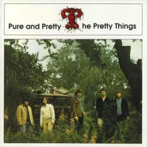 Pochette de l'album Pure and Pretty.