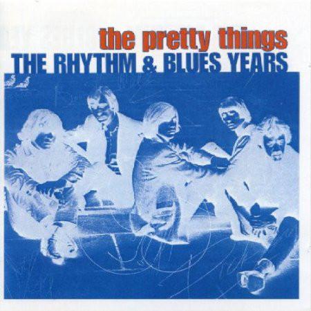 Pochette de l'album The Rhythm & Blues Years.