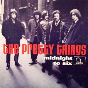 Pochette de l'album Midnight to Six.