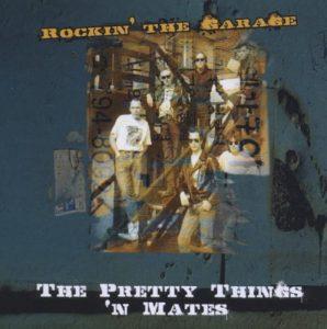 Pochette de l'album Rockin' the Garage.