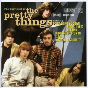 Pochette de la compilation The Very Best of The Pretty Things.
