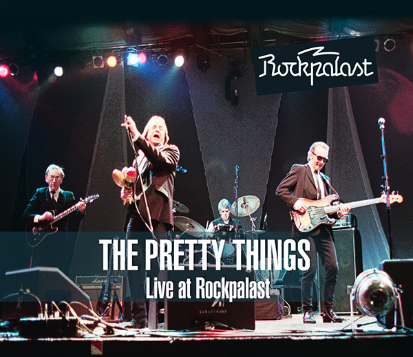 Pochette de l'album Live at Rockpalast.