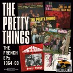 Pochette de l'album The French EPs 1964-69