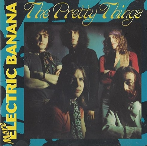 Pochette de la compilation More Electric Banana