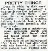 Critique du single parue dans le magazine NME.