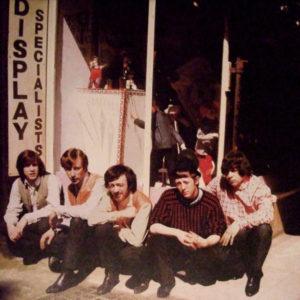 Pochette de l'album Singles '64-'68.
