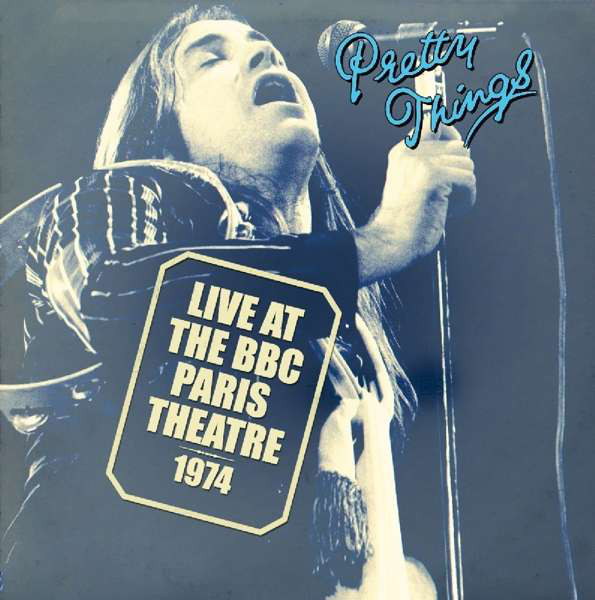 Pochette de l'album Live at the BBC Paris Theatre 1974