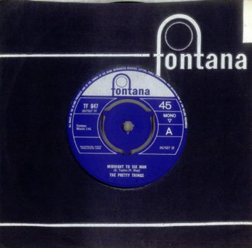 Pochette du single Midnight to Six Man / Can't Stand the Pain.