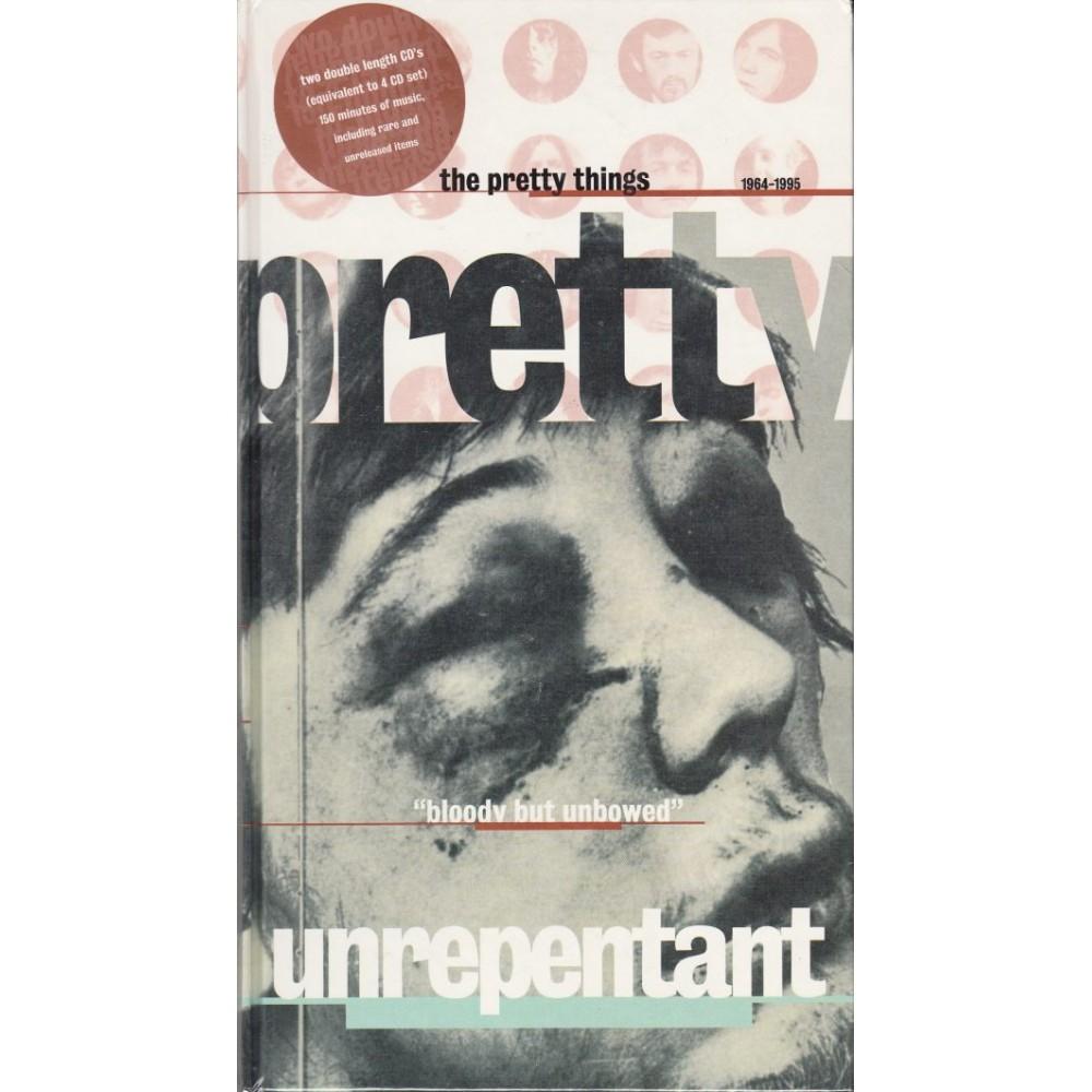 Pochette de l'album Unrepentant.