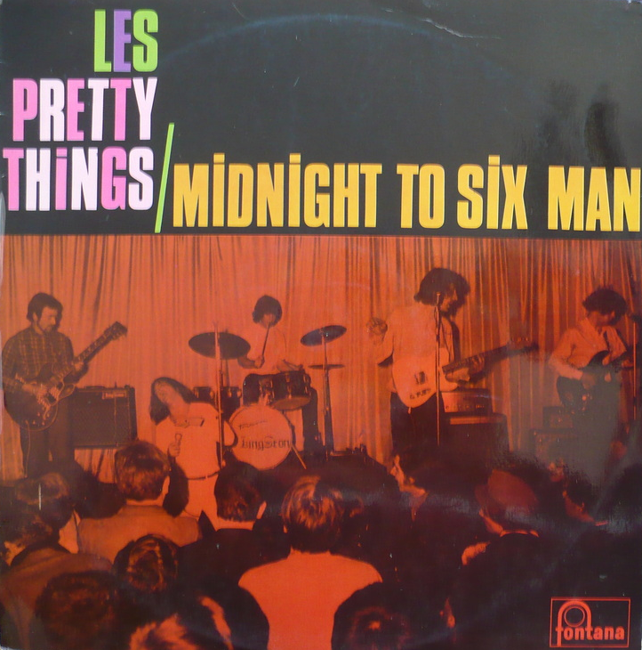 Pochette de l'album Midnight to Six Man.