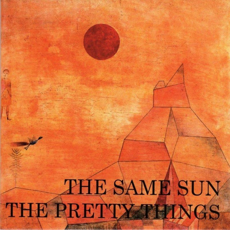 Pochette de l'EP The Same Sun.